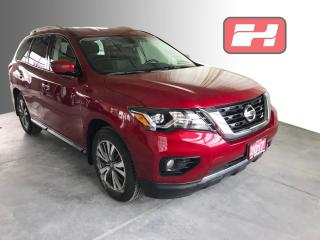 Used 2017 Nissan Pathfinder SV Rear Vision Camera | Bluetooth | Tri-Zone Air Conditioning for sale in Stratford, ON