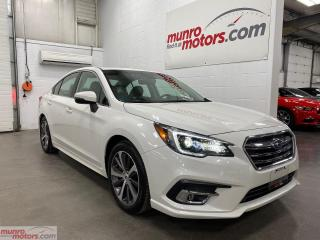 Used 2019 Subaru Legacy SOLD SOLD SOLD 3.6R Limited CVT w-EyeSight Pkg SunroofNAVLeather for sale in St. George Brant, ON