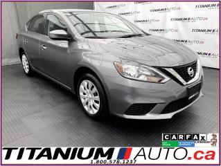 Used 2017 Nissan Sentra SV+Camera+Heated Seats+BlueTooth+Push Button Start for sale in London, ON