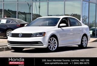 Used 2016 Volkswagen Jetta Comfortline DEAL PENDING AUTO AC MAGS TOIT OUVRANT BLUETOOTH CAM RECUL++ for sale in Lachine, QC