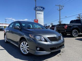 Used 2010 Toyota Corolla S | 8 pneus for sale in St-Eustache, QC