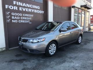 Used 2013 Kia Forte LX for sale in Abbotsford, BC