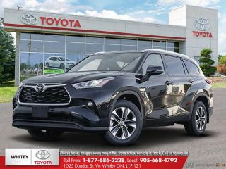 New 2020 Toyota Highlander XLE AWD XLE for sale in Whitby, ON