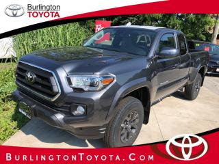 New 2020 Toyota Tacoma 4x4 Access Cab Auto for sale in Burlington, ON