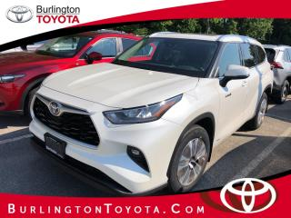 New 2020 Toyota Highlander HYBRID xle awd for sale in Burlington, ON