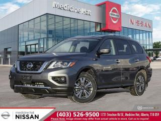 New 2020 Nissan Pathfinder SV Tech for sale in Medicine Hat, AB