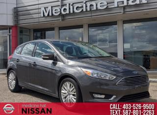 Used 2018 Ford Focus Titanium for sale in Medicine Hat, AB