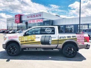 New 2019 Nissan Titan Platinum for sale in Medicine Hat, AB