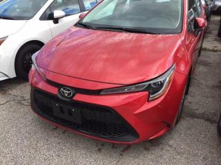 New 2020 Toyota Corolla AUTO LE LE Upgrade for sale in Mississauga, ON