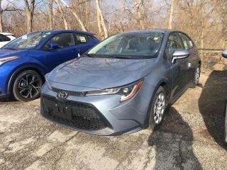 New 2020 Toyota Corolla AUTO LE Corolla LE CVT for sale in Mississauga, ON