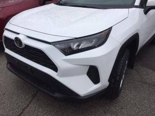 New 2020 Toyota RAV4 RAV4 AWD LE RAV4 LE AWD for sale in Mississauga, ON