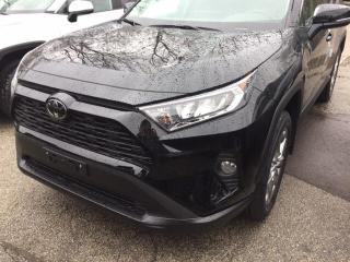 New 2020 Toyota RAV4 RAV4 AWD XLE XLE Premium AWD for sale in Mississauga, ON