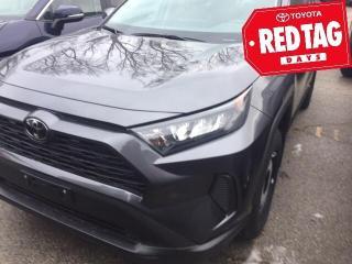 New 2020 Toyota RAV4 RAV4 AWD LE RAV4 LE AWD for sale in Mississauga, ON