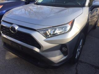 New 2020 Toyota RAV4 RAV4 FWD XLE RAV4 XLE FWD for sale in Mississauga, ON