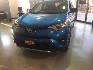 Used 2016 Toyota RAV4 se for sale in Mississauga, ON