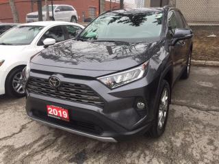 Used 2019 Toyota RAV4 LIMITED AWD for sale in Mississauga, ON