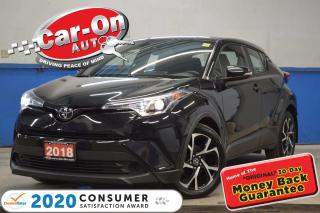 Used 2018 Toyota C-HR XLE Premium REAR CAM HTD SEATS ADAPTIVE CRUISE LOA for sale in Ottawa, ON