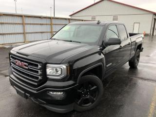 Used 2017 GMC SIERRA 1500 SLE DOUBLE CAB 4WD for sale in Cayuga, ON