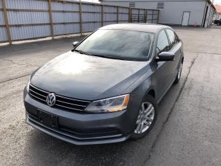 Used 2017 VW JETTA TRENDLINE 2WD for sale in Cayuga, ON