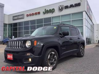 Used 2015 Jeep Renegade North for sale in Kanata, ON