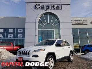 Used 2016 Jeep Cherokee Sport for sale in Kanata, ON