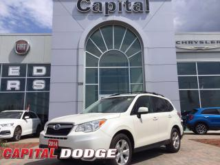 Used 2014 Subaru Forester i Limited w/Eyesight & Multimedia for sale in Kanata, ON