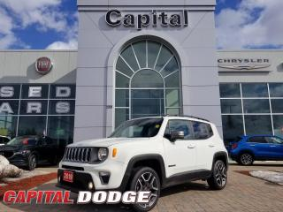Used 2019 Jeep Renegade Limited for sale in Kanata, ON
