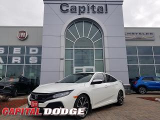 Used 2017 Honda Civic SEDAN Si for sale in Kanata, ON