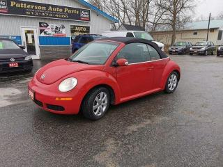 Used 2008 Volkswagen New Beetle Convertible Trendline for sale in Madoc, ON