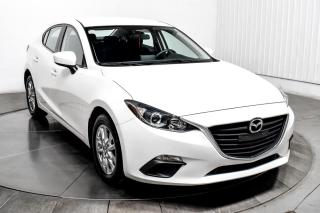 Used 2016 Mazda MAZDA3 GS A/C MAGS CAMERA DE RECUL SIEGE CHAUFF for sale in Île-Perrot, QC