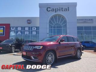 Used 2018 Jeep Grand Cherokee Summit for sale in Kanata, ON