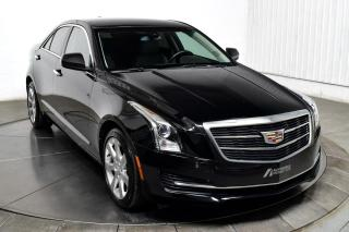Used 2015 Cadillac ATS AWD 2.0T CUIR MAGS GROS ECRAN for sale in St-Hubert, QC