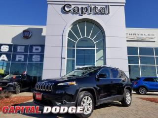Used 2018 Jeep Cherokee North for sale in Kanata, ON