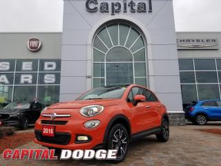 Used 2016 Fiat 500 X Sport for sale in Kanata, ON