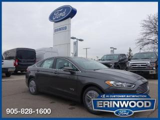 Used 2015 Ford Fusion Titanium for sale in Mississauga, ON