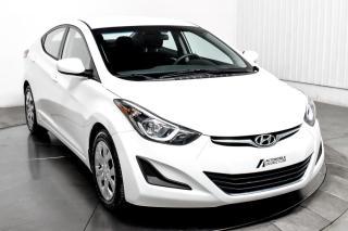 Used 2016 Hyundai Elantra GL A/C BLUETOOTH for sale in St-Hubert, QC