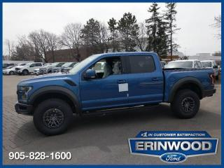 New 2019 Ford F-150 RAPTOR for sale in Mississauga, ON