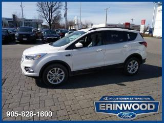 Used 2019 Ford Escape SEL for sale in Mississauga, ON