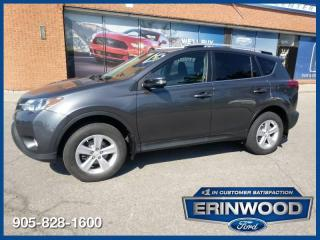 Used 2014 Toyota RAV4 XLE for sale in Mississauga, ON