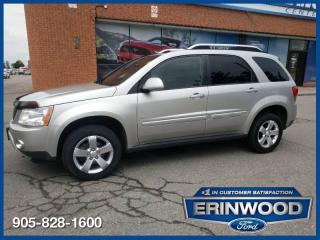 Used 2008 Pontiac Torrent for sale in Mississauga, ON