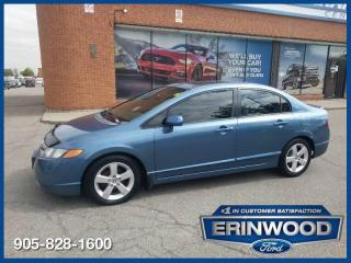 Used 2008 Honda Civic LX for sale in Mississauga, ON