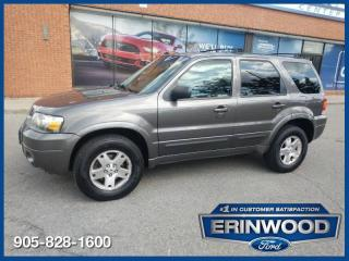 Used 2006 Ford Escape Limited for sale in Mississauga, ON