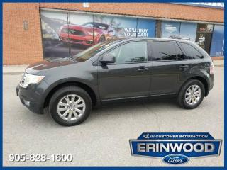 Used 2007 Ford Edge SEL for sale in Mississauga, ON