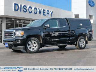 Used 2016 GMC Canyon Extended 4x4 SLE for sale in Burlington, ON