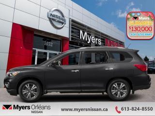 New 2020 Nissan Pathfinder SL Premium  - Sunroof -  Navigation for sale in Orleans, ON