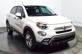 Used 2016 Fiat 500 X 500X TREKKING AWD CUIR/TISSUS MAGS for sale in Île-Perrot, QC
