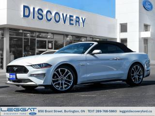 Used 2019 Ford Mustang GT Premium for sale in Burlington, ON