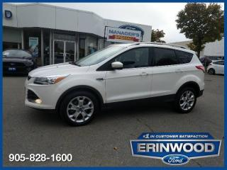Used 2015 Ford Escape Titanium for sale in Mississauga, ON