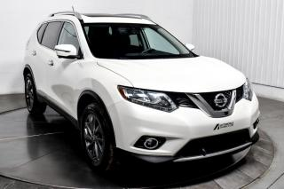 Used 2016 Nissan Rogue SL TECH AWD MAGS CUIR TOIT NAV for sale in Île-Perrot, QC