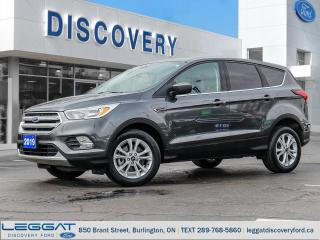 Used 2019 Ford Escape SE for sale in Burlington, ON